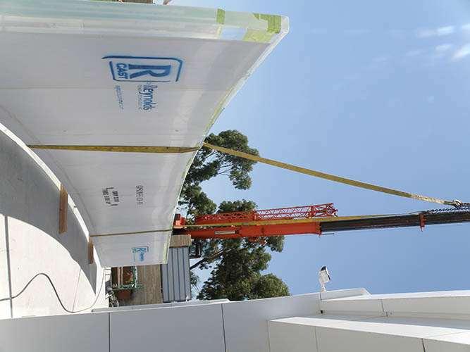 Οικιστικό ενυδρείο θαλασσινού νερού 45.000 λίτρα - Μεταφορά