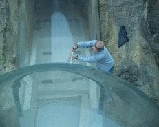 Ακρυλικό Παράθυρο Πισίνας
