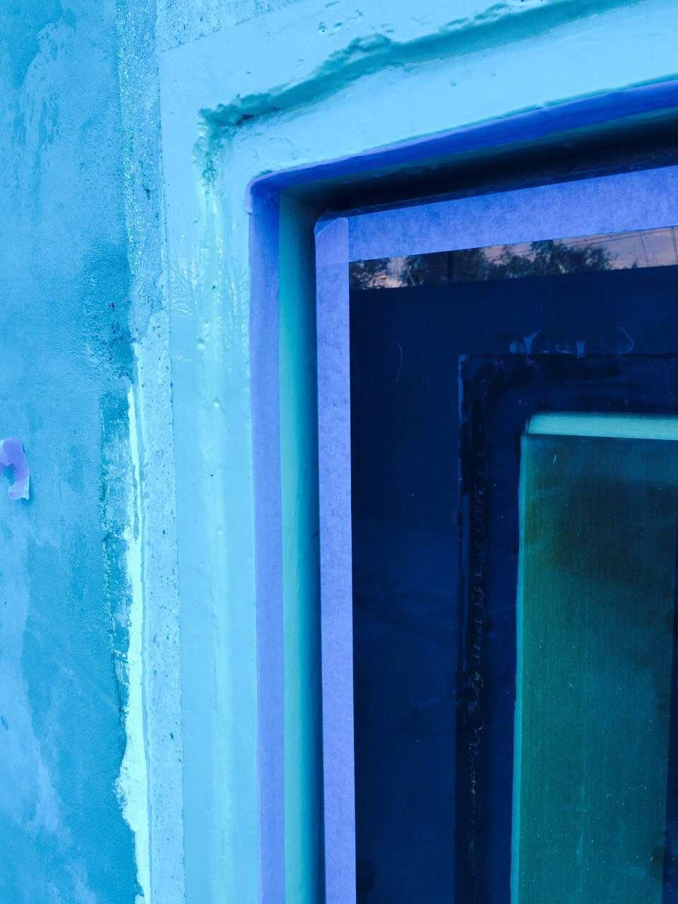 Swimming Pool Window Leak Repair