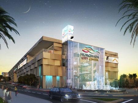 Hurghada City Center Aquarium Design Manufacture